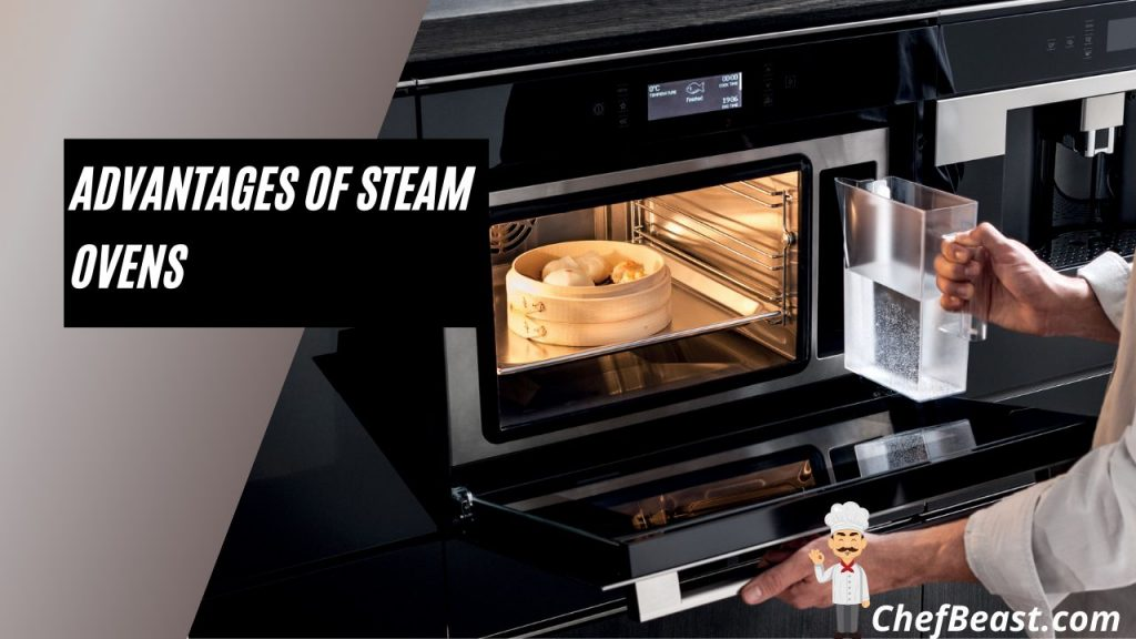 Should I Buy a Steam Oven? - Pros And Cons Of Steam Ovens