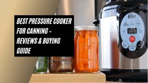 best pressure cooker for canning