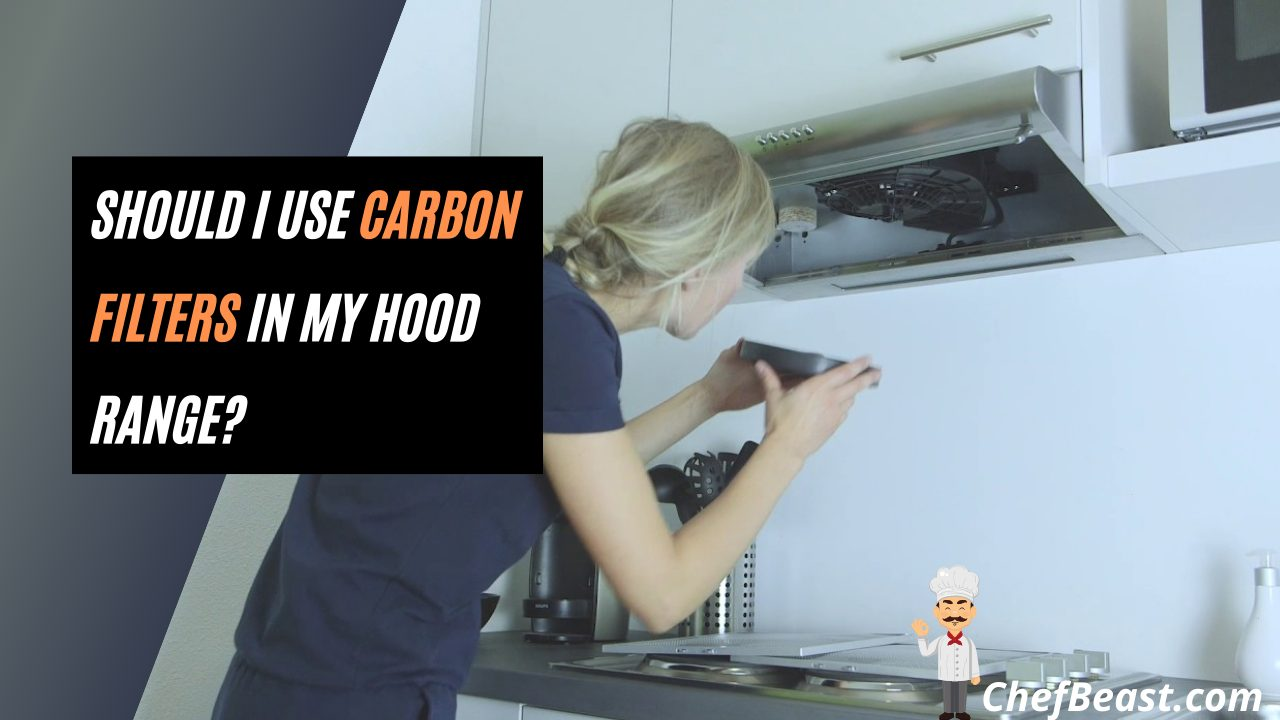 Should I Use Carbon Filters in My Hood Range